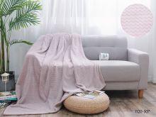 Плед велсофт Royal  plush 1.5-спальный 150*200  Арт.150/020-RP