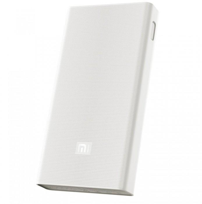 Внешний аккумулятор Xiaomi Mi Power bank 20000 мАч - белый