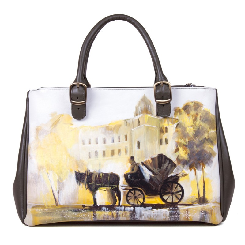 Средняя сумка Вези меня, извозчик! >Артикул: AA080121