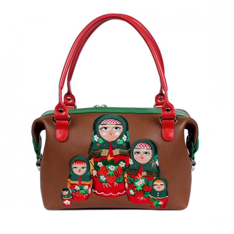 Маленькая сумочка Матрёшки >Артикул: AA410072