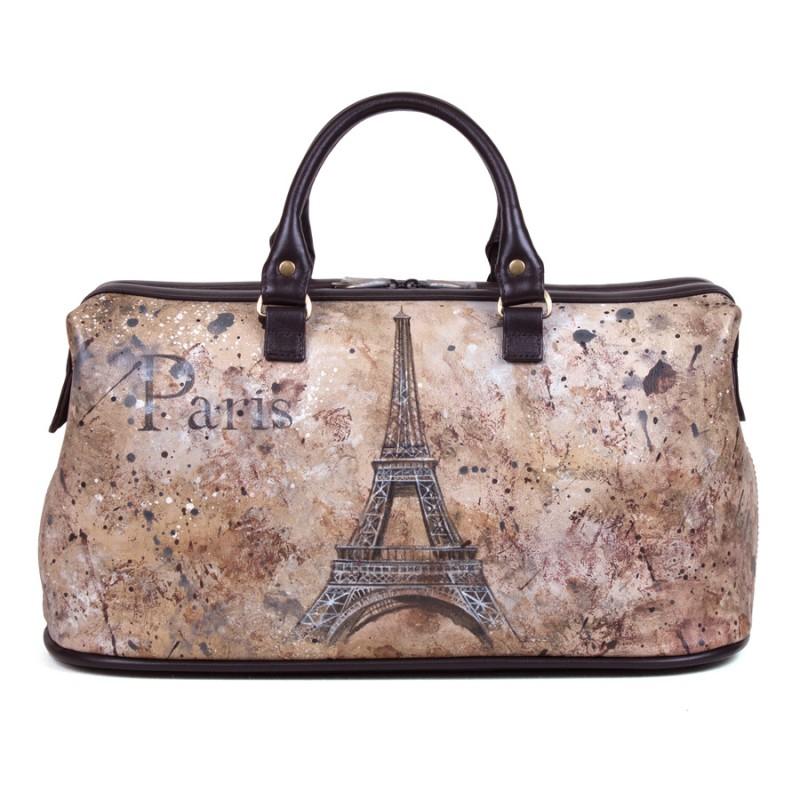Средний саквояж Paris >Артикул: AB060181