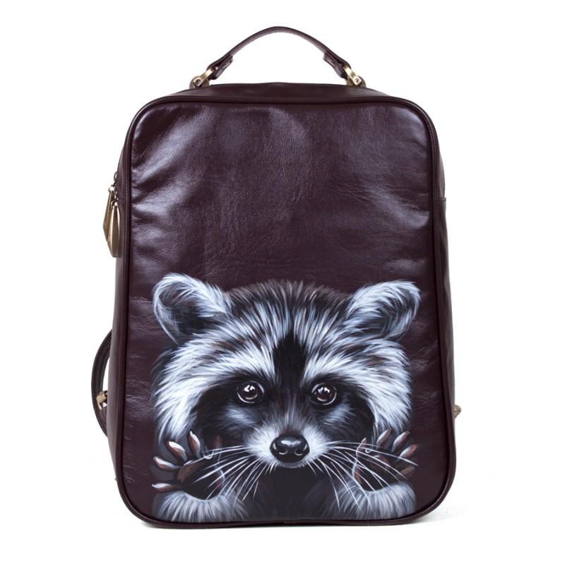 Женский рюкзак Енотик >Артикул: AF030071