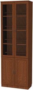Шкаф для книг (модуль 200) дуб