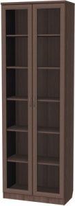 Шкаф для книг (модуль 224) ясень шимо