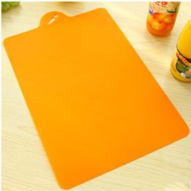 Гибкая Разделочная Доска, 24х38 См, Цвет Оранжевый