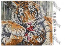 MikaA-1559 Мика. Тигрята. А3 (набор 1325 рублей)