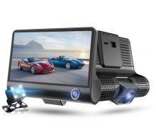 Видеорегистратор на 3 камеры Video Cardvr