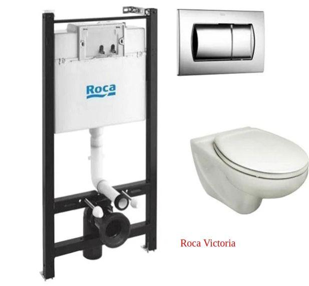 Комплект инсталляция Roca Victoria ПЭК 893100000