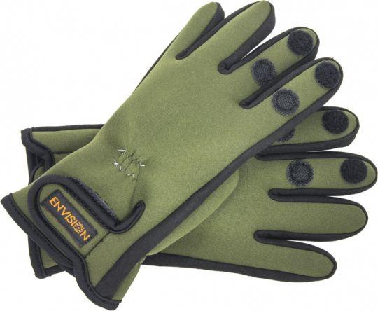 Перчатки Envision  2,5 mm спортивные неопрен зеленый