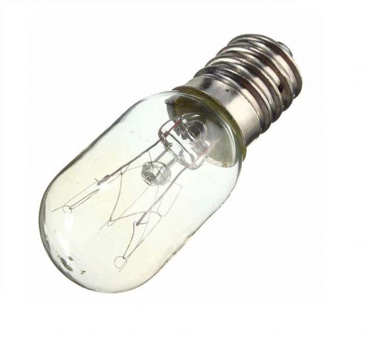 Лампа для холодильников и швейных машин 15W E14 220V d20