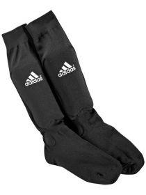Гетры детские футбольные черные Adidas Kids training