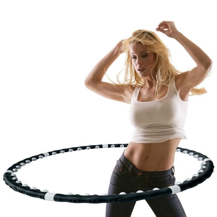 Массажный обруч для похудения MASSAGE HOOP PRO