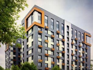 ЖК Комплекс апартаментов Отражение