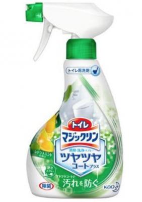 Kao Magiclean Спрей-пенка для туалета с ароматом цитруса и мяты 380 мл