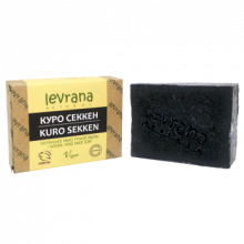 Натуральное мыло ручной работы Куро секкен 100 гр