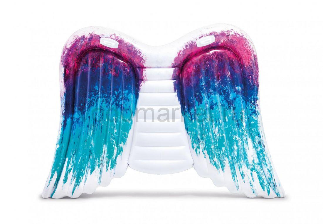 Надувной матрас-плот Крылья ангела Intex (58786)