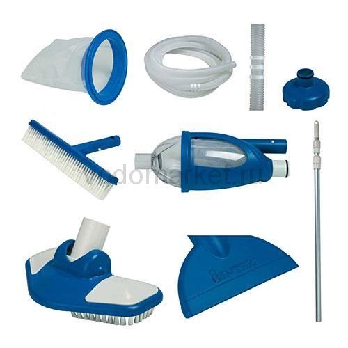 Набор для чистки бассейна Intex (28003)