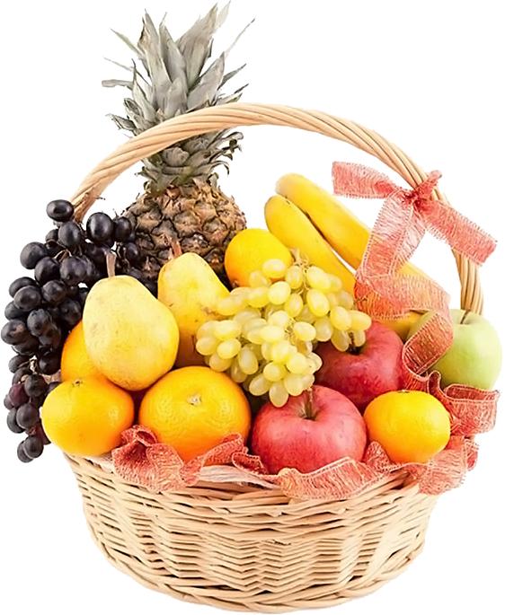 Корзина фруктов #3